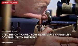 Heart Rate Variability and Risk of PTSD in Marines