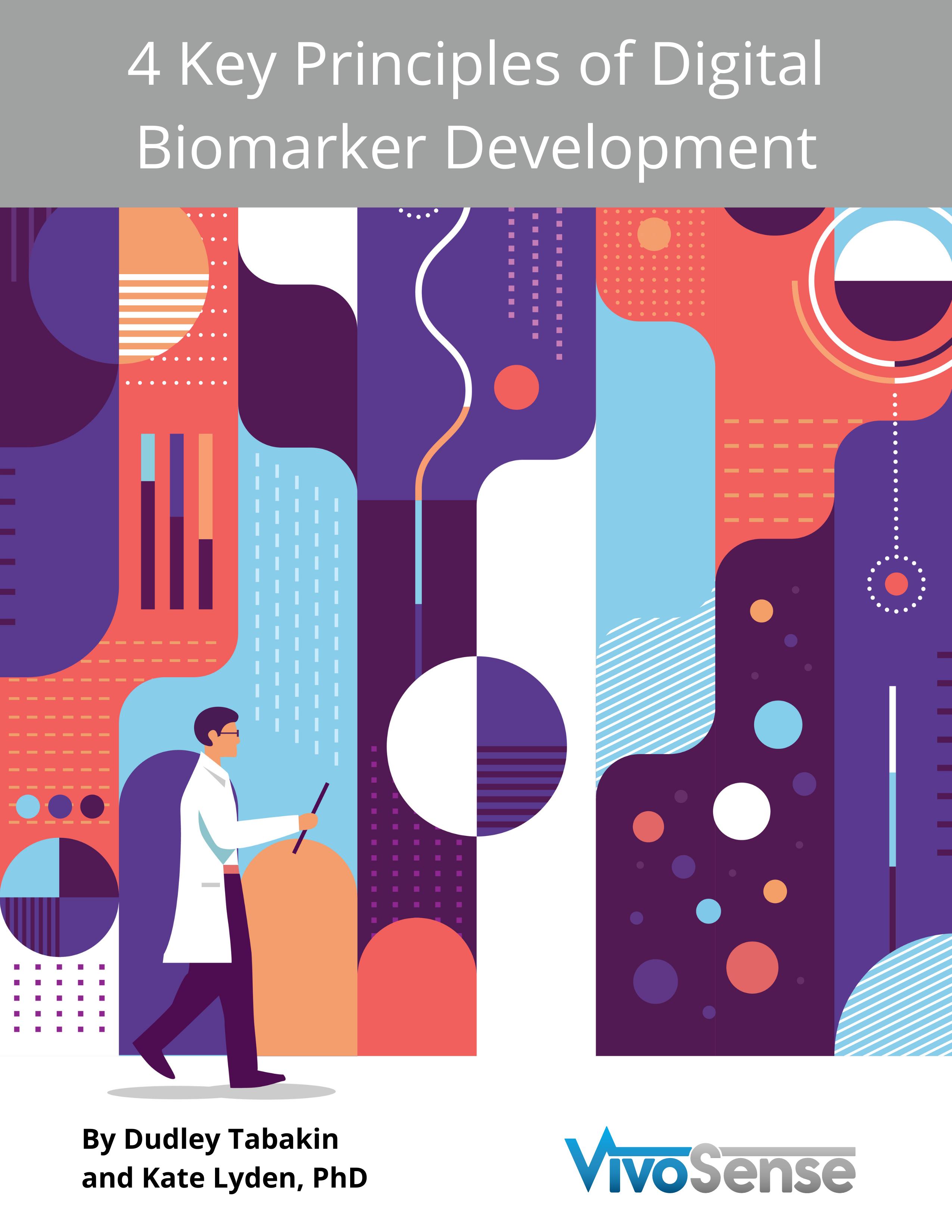 4 Key Principles of Digital Biomarker Development [eBook]