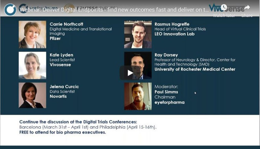 Deliver Digital Endpoints: Find New Outcomes Fast